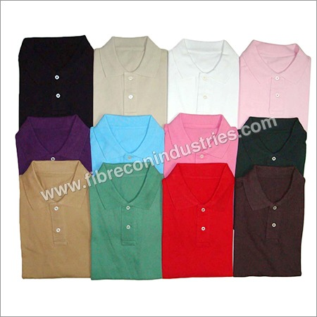 Collar Cotton T Shirts