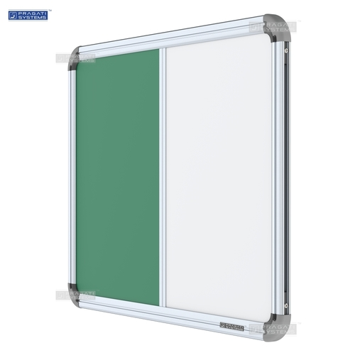 Iris Combination Board (Whiteboard + Chalkboard) Manufacturer