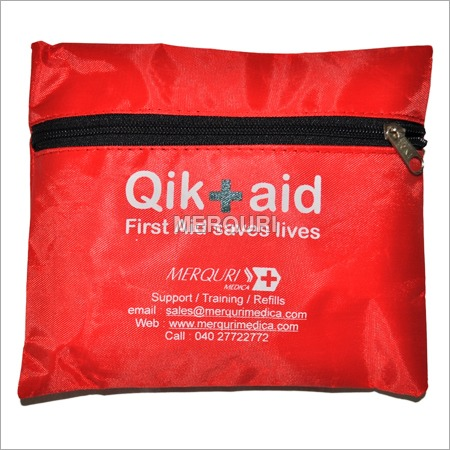 Adult Economy First Aid Kit