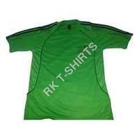 Green Plain T-Shirts
