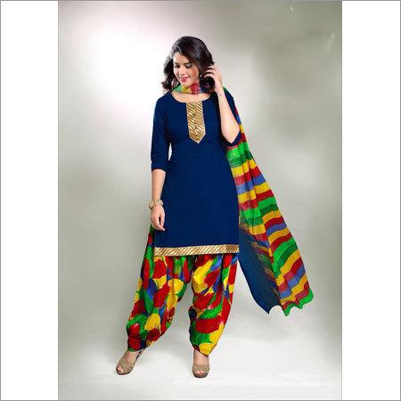 Deeptex Pichakari Patiyala Suit
