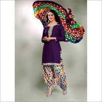 Deeptex Pichakari Patiyala Designer Suit