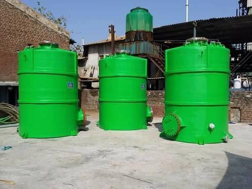 FRP Water Storage Tanks