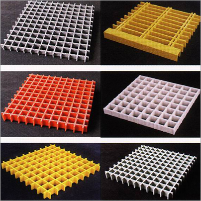 FRP Moulded - Pultruded Gratings