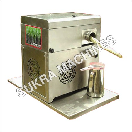 Sugarcane Juicer Machines