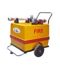 Fire Fighting Foam Trolley