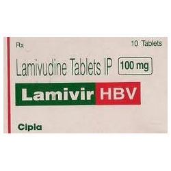 Lamivudine Tablets IP 100mg