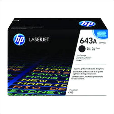 Black Laser Toner Printer Cartridge