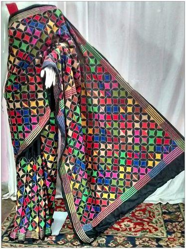 Bangalore Silk Fancy Saree