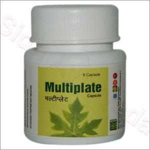 Ayurvedic Multiplate Capsules