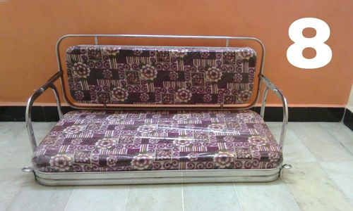 Single SS Sofa Cum Swing Jhula