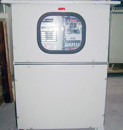 Electrical NGTR Panel
