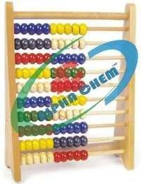 Teacher Abacus (Wooden)