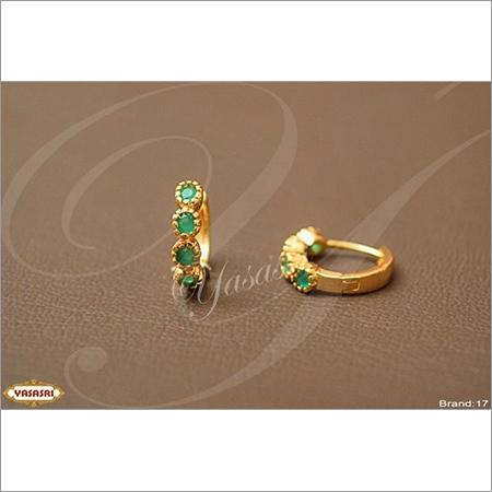 Green stone bali