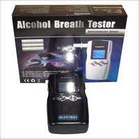 Alchohol Breath Analyzer