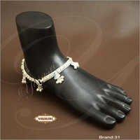 Silver Payal Model