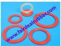 Silicon Tri Clover Gaskets