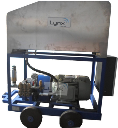 High Pressure Hydro Test Pump - Hydro Test Pump Systems Manufacturer