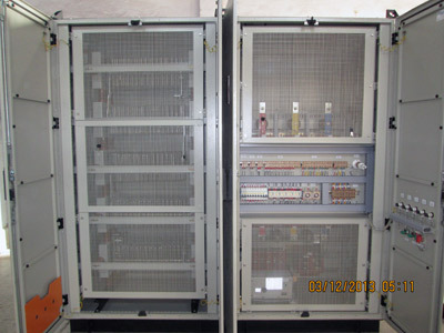 Indoor Isolators Panel