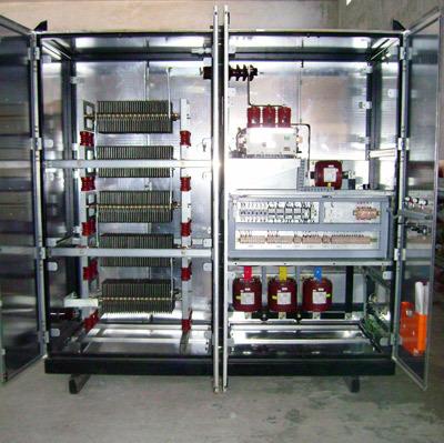 Industrial Nis Steel Panels