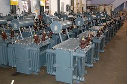 Repair of Distribution Transformer