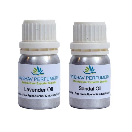Lavender & Sandal Oil Combo
