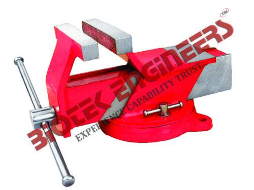 Steel Bench Vice Swivel Base