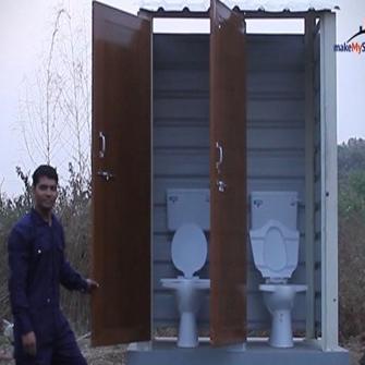 Prefab Mobile Toilets