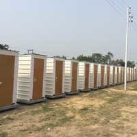 Prefabricated Public Toilet