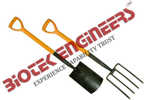 Digging Spade And Fork