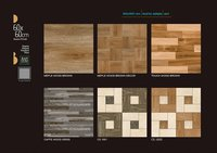 Woody Effect Porcelain Tiles