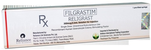 Religrast for Injection