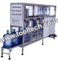 Automatic Bottle Jar Filling Machine