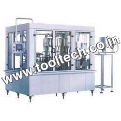 Jar Filling and Bottle Filling Machine