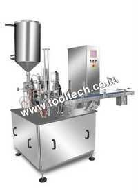 Automatic Crud Cup Filling Machine
