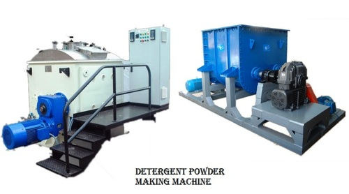 DETERGENT CAKE & WASHING POWDER MAKING MACHINE STARTING A GOOD BUSNISS IN IN INDIA