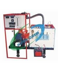 Four Stroke Four Cylinder Petrol Engine Test Rig With Morse Test