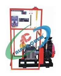Variable Compression Ratio Petrol / Diesel Engine Test Rig