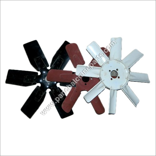 Hydra Crane Radiator Fan