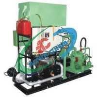 Four Stroke Four Cylinder Diesel Engine Test Rig