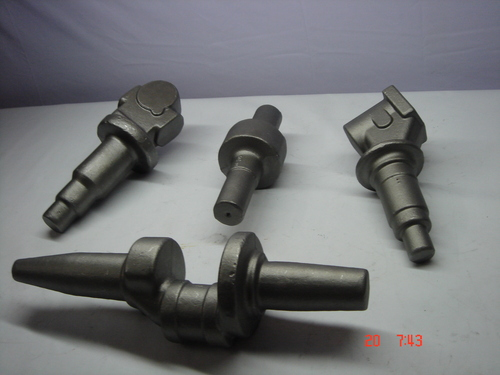 Crankshaft Forging