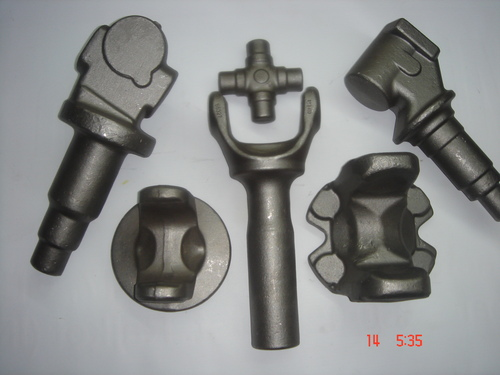 Automotive Transmission Part Forging