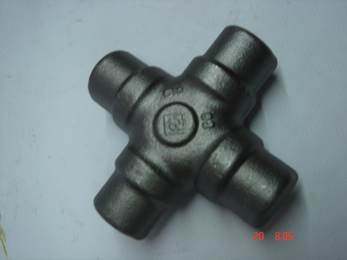 Universal Joint Cross Forging