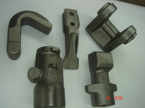 Earthmovers Compressor Forging parts