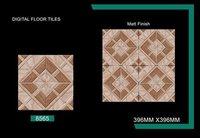 Digital floor tile
