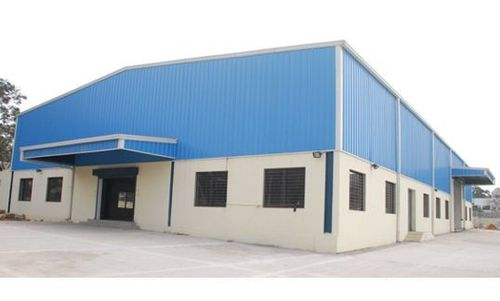 Pre-Fabricated Industrial Shed