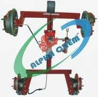 Model of Hydraulic Brake Unit