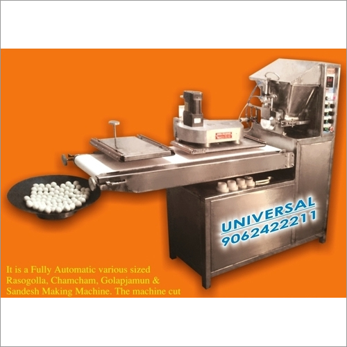 Automatic Rasogolla Making Machine