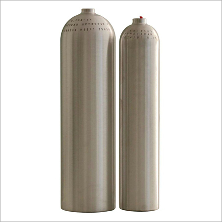 Aluminium Scuba Cylinder