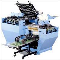 Fully Automatic Book Folding Machine